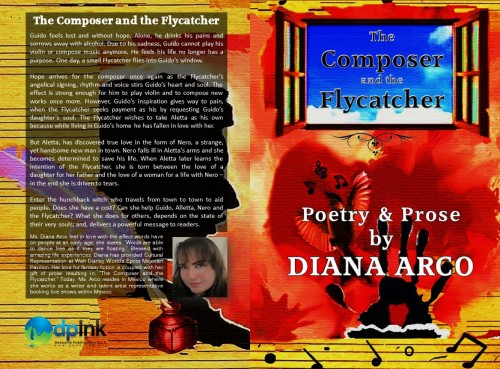 Visit my publisher at: www.donnaink.org or www.donnaink.com for my new title release,